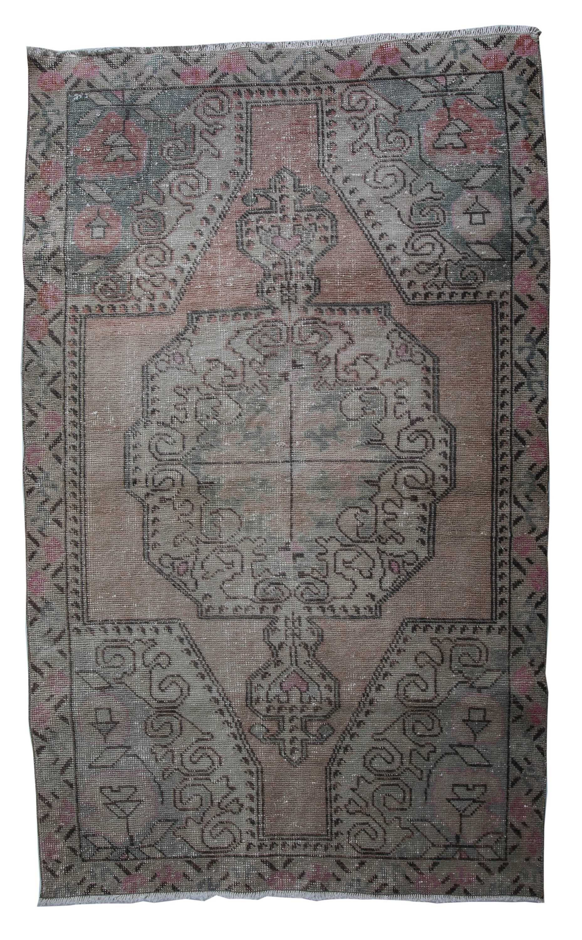 Vintage Turkish Rug Vr226